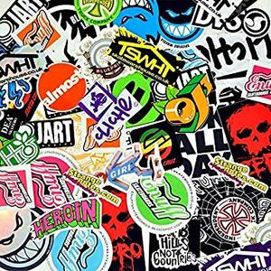 FREE Skateboard stickers