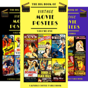 Free Big Book of Vintage Movie Posters