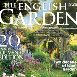 Claim your FREE COPY of the The English Garden Magazine