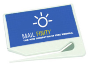 Free Mail Finity Letter Opener