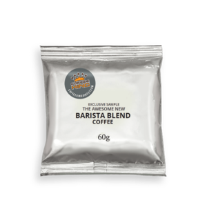 Free Barista Blend Coffee Sample