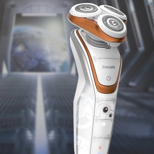 Test & Keep a Philips Star Wars Special Edition BB-8 Men's Electric shaver