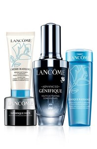 Free Lancome Skincare Set
