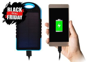 Free Solar Powerbank