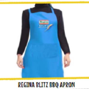 Free Regina Blitz BBQ Apron