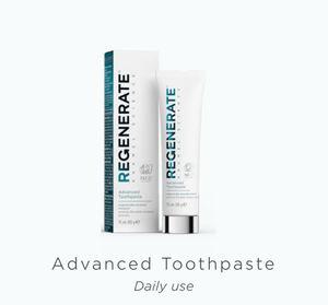 Free Regenerate Toothpaste