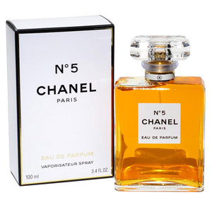 Free bottle of Chanel No 5