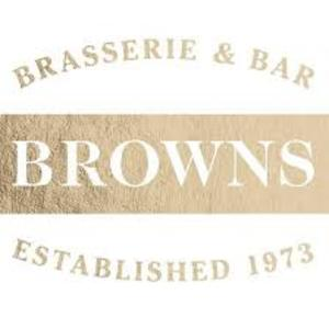 Free £10 drinks voucher for Browns Bar