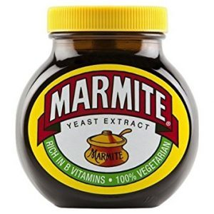 Free Sample Jar of Marmite