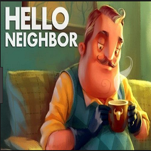 "Free Android Game ""Hello Neighbour"""