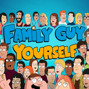 Create a FREE Family Guy version of YOURSELF