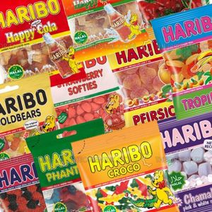 Free 10kg of Haribo Sweets