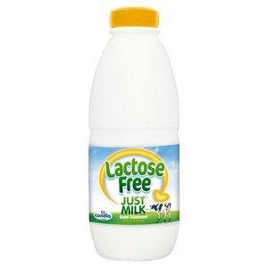 Free Lactose Milk