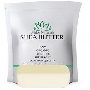 Free Sample of White Naturals Shea Butter