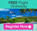 Free £1000 of Airline Vouchers up for grabs