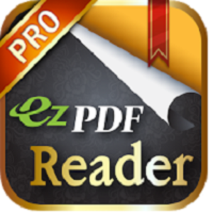Free ezPDF Reader for Android devices