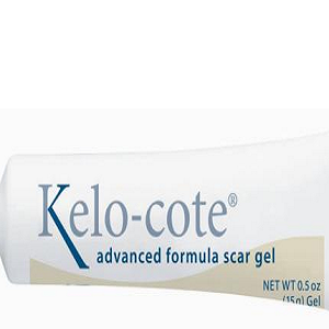 Free sample of Kelo-Cote advanced formula scar gel