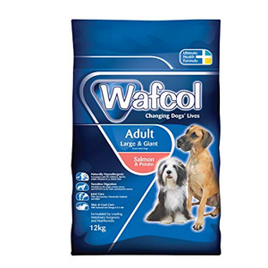 Free sample of Wafcol Dog Food