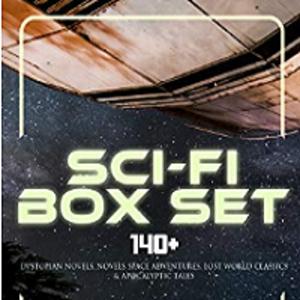 Free Sci-Fi box Set: Dystopian novels