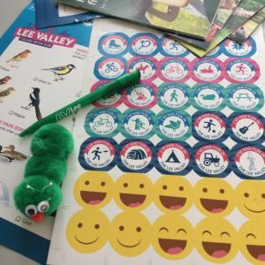 FREE 'Lee Valley Filled with Fun' activity pack