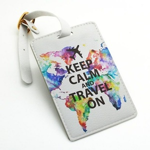 Free Custom Personalized Luggage Tag