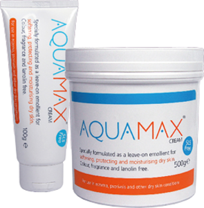 Free Aquamax Family Cream Sample