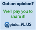 Get paid for giving your opinion
