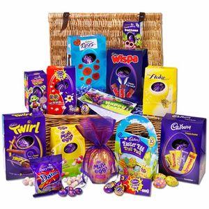 Free Cadbury's Easter Hamper