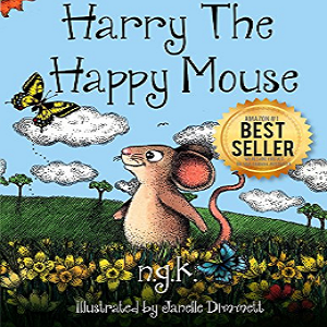 "Free copy of ""Harry The Happy Mouse"" on Kindle"