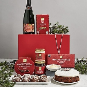 Win an M&S Christmas Hamper