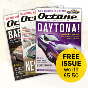 Free Octane Car magazine