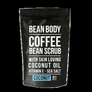 Free 50g Bean Bag Body Scrub Sample