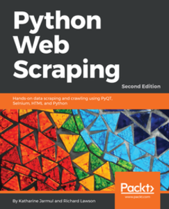 Free book about Python Web Scraping