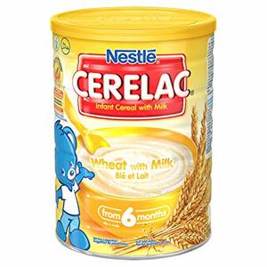 Free Sample of Nestle Baby Cereal