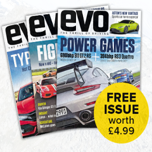 Free EVO car magazine