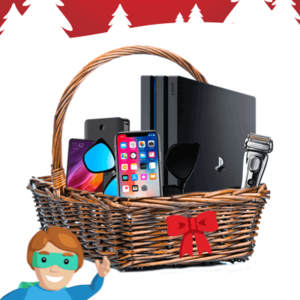 Win a Christmas Shop Hamper
