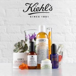 4 Free Kiehl's Skin Samples