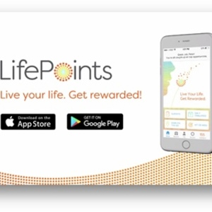 Get rewarded for your opinion with LifePoints (iOS)