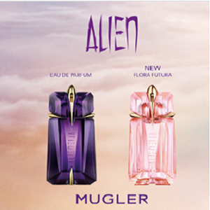 Free Sample of Thiery Mugler NEW Fragrance Perfume