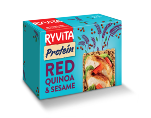 Free Ryvita Protein and Philadelphia Greek Style at Sainsburys