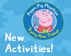Free Peppa Pig Activity Sheets