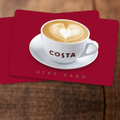Review Costa Coffee and get a £100 Gift Card