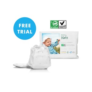 Free Natty Nappies Sample Pack