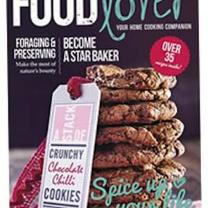 Free Food Lover Magazine