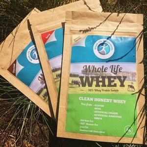 Free Sample of Whole Life Whey Protein