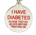 Free Diabetes Awareness Necklaces