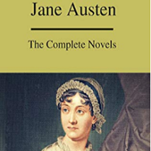 Free complete set of Jane Austen novels