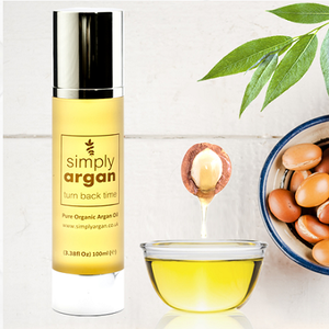 Free sample of Pure Organic Argan Oil