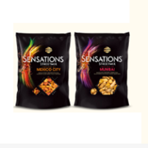 Free bag of Walkers Sensations chips with Promo Code