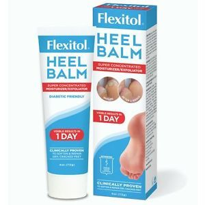 Free sample of Flexitol Heel Balm